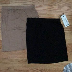 Two Pencil Skirts